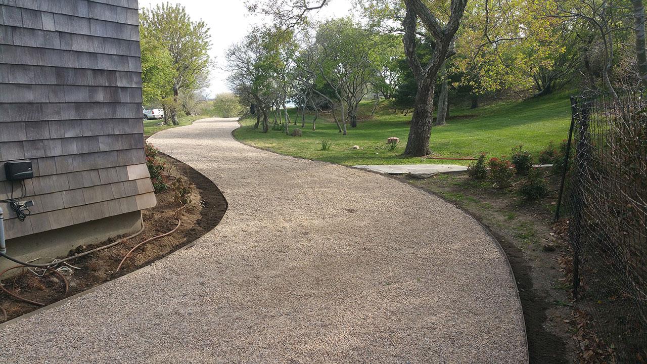 Hamptons Driveway Construction Contractors Gravel